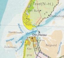 Water rond Den Helder